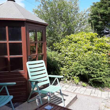 Cosy summer house