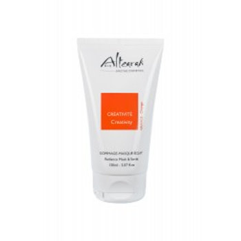 GOMMAGE-MASQUE ÉCLAT - ORANGE - 150ML