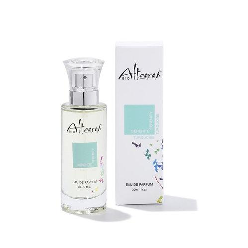 Parfum de soin Bio - Turquoise - Sérénité