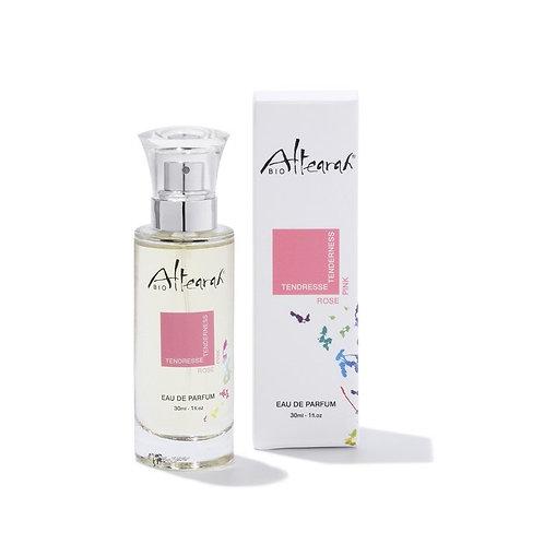 Parfum de soin Bio - Rose - Tendresse
