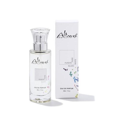 Parfum de soin Bio - Blanc - Pureté