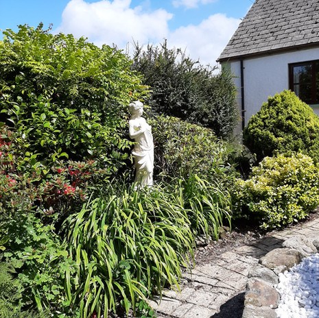 Cosy garden