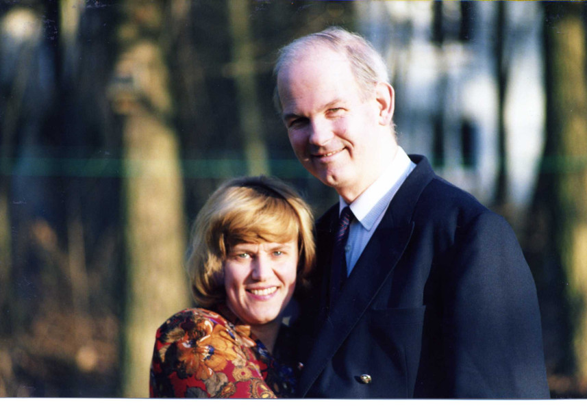 1992 Dec 30 Our 25th Wedding Anniversary