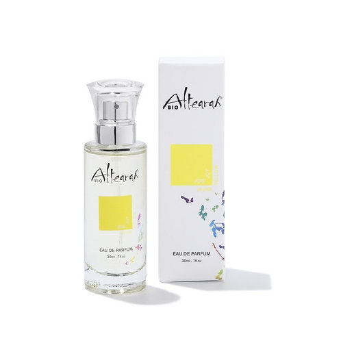 Parfum de soin Bio - Jaune - Joie