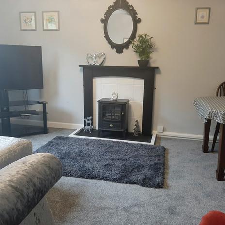 Cosy sitting room