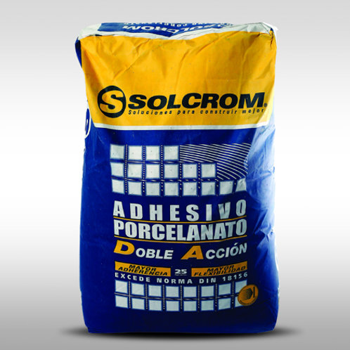 Solcrom DA (doble acción)