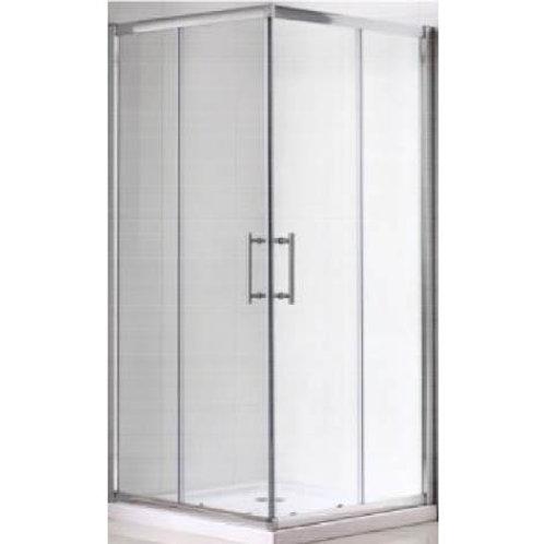 Shower Door Sliding Corner