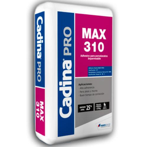 CADINA PRO MAX 310 - PORCELANATOS