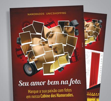 Peças gráficas (flyer)