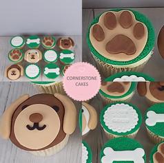Pup Cupcakes