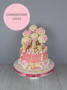 Sweetie Explosion Cake
