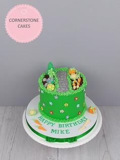 Garden Path Cake