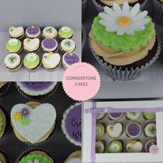 Personalised Birthday Cupcakes