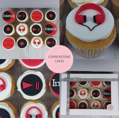 Music Lovers Cupcakes