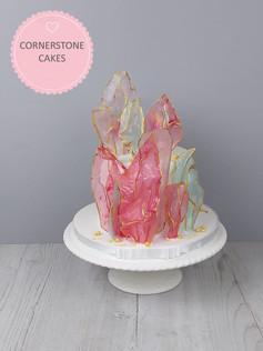 Sail & Pearl cake