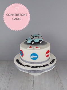 Learning To Drive Cake