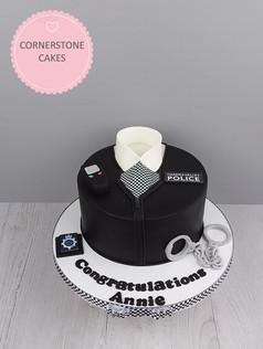 Career Congratulations Cake