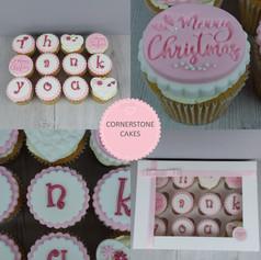 Thank-you Cupcakes