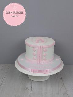 Highland Dancer Cake