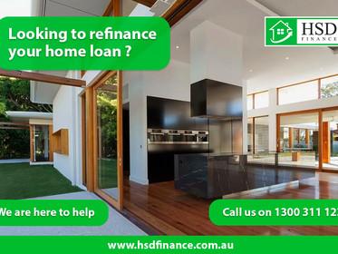 Refinancing your home loan?