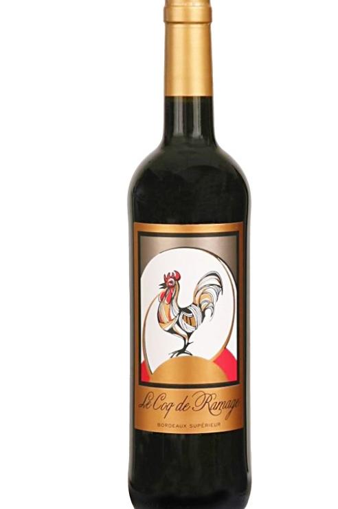 Le Coq de Ramage AOC Bordeaux Supérieur