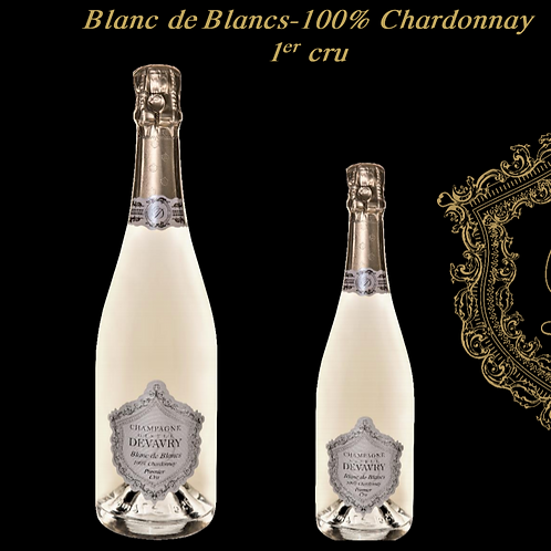 CHAMPAGNE DEVAVRY BLANC DE BLANC PREMIER CRU