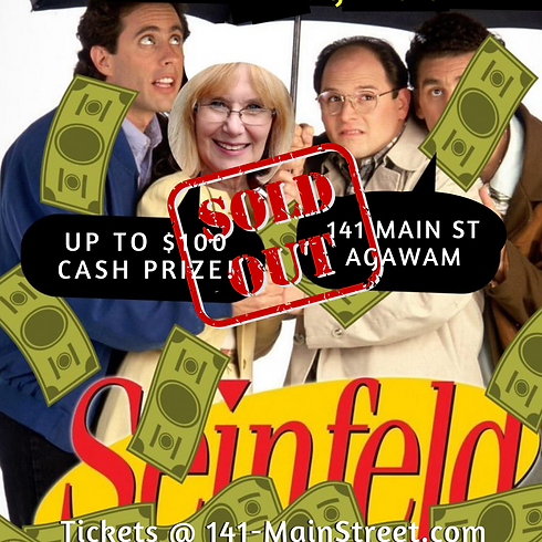 SOLD OUT! SEINFELD Trivia