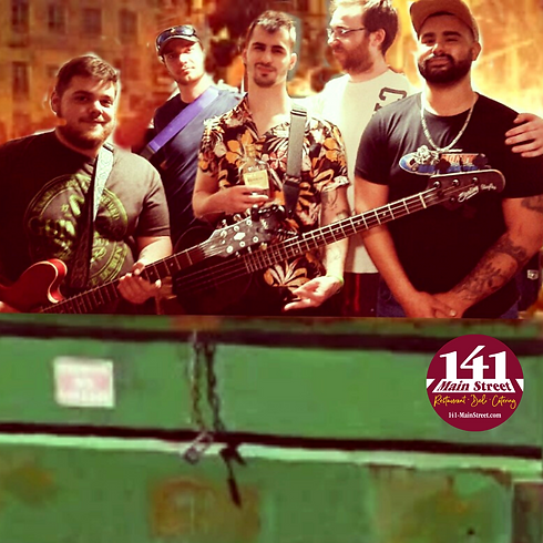 LIVE CONCERT - Spencer Guiltbault & A Dumpster Fire
