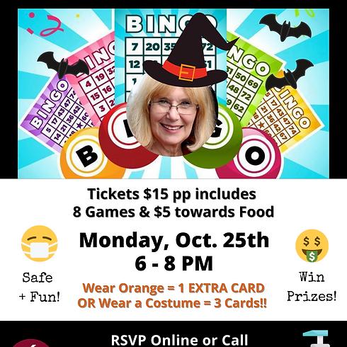 10/25  Sip & Game Night!