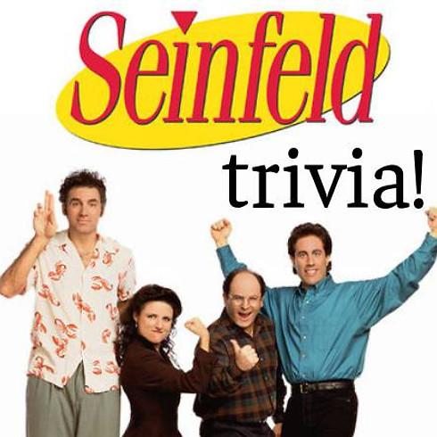 2020 Seinfeld Trivia Night