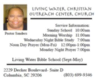 living water christian center-church dir