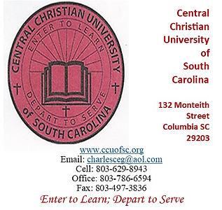 central christian university-church dire