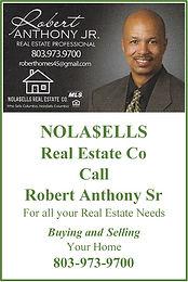 Nola Sells Robert Anthony Jr.