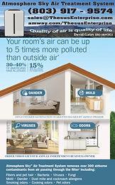 Atmosphere Sky Air Treatment System