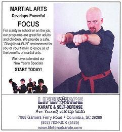 Life Force Karate