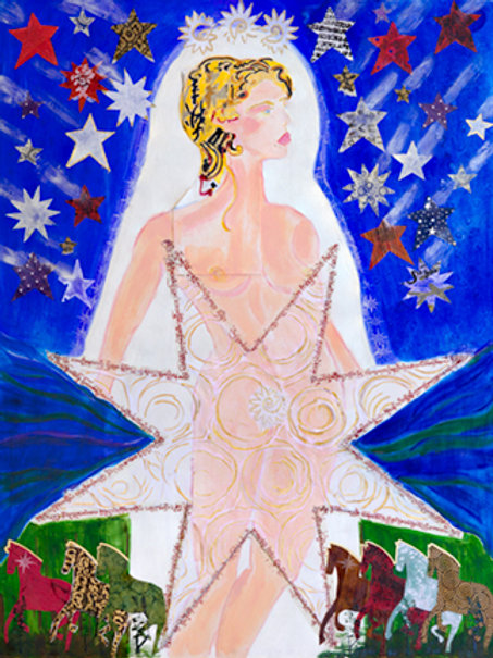 Aquarian Collection; Star Woman
