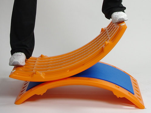 T-BOW® Classic orange, Matte blau/blue