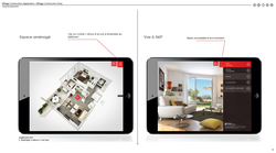 Application tablette architecture