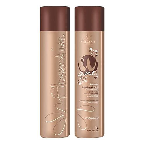 Shampoo Mantenimiento Nanoplastía W-One 300ml