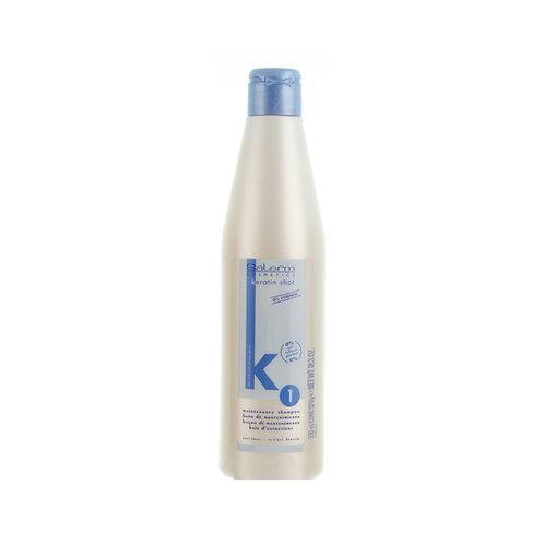 Keratin Shot - baño de mantenimiento -Shampoo 500ml
