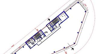 סקר היסטורי פרויקט מבנה משרדים