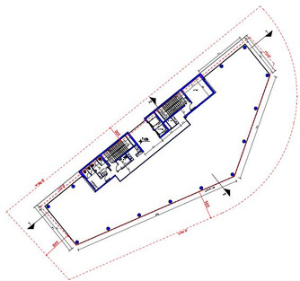 Historic soil survey (phase I) - offices building - Hebrew