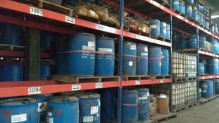 סקר מרחק הפרדת מפעל תוספי מזון