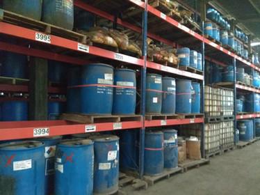 Food Additive Factory Separation Distance Survey
