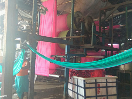 תעשיית הטקסטיל והשפעתה על איכות הסביבה