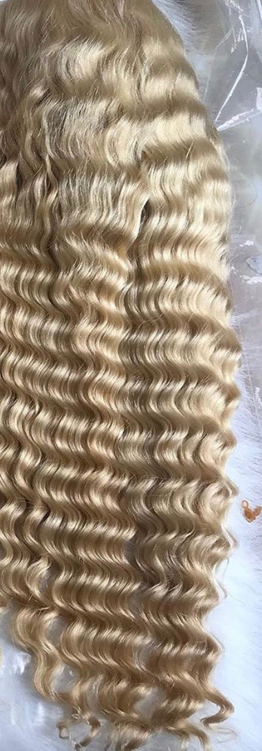 Blonde Frontal Lace Wigs