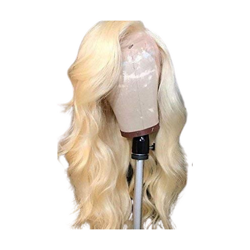 Blonde Body Wave Virgin Lace Front