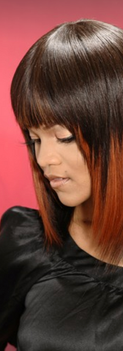 Custom Bonded Wig