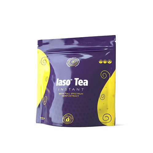 Iaso Instant Tea with Full Spectrum Hemp Extract