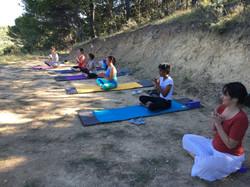 Méditation force intérieure